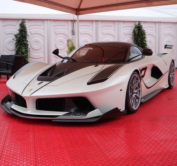«Ferrari FXX K #Ferrari #FXXK #white #black #track #autoropa #insane #expensive #extreme #awesome #V12 #car #supercar #hypercar #nice #cool #dope #trackday…»