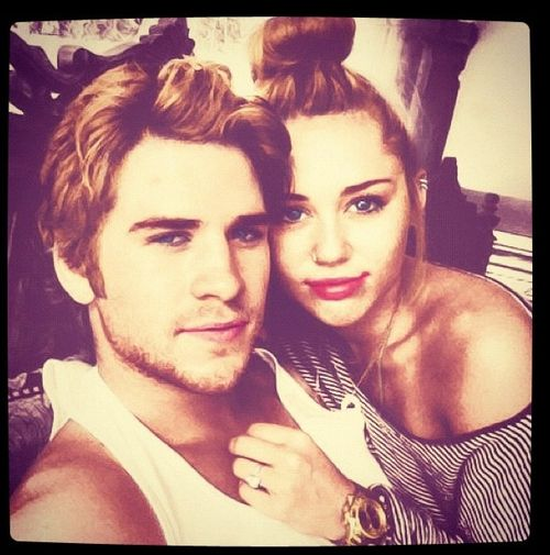 hate to admit that they are a really good looking couple.