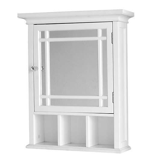Medicine Cabinet Bed Bath Beyond Elegant Homes Elegant Home Fashions Mirrored Cabinet Doors