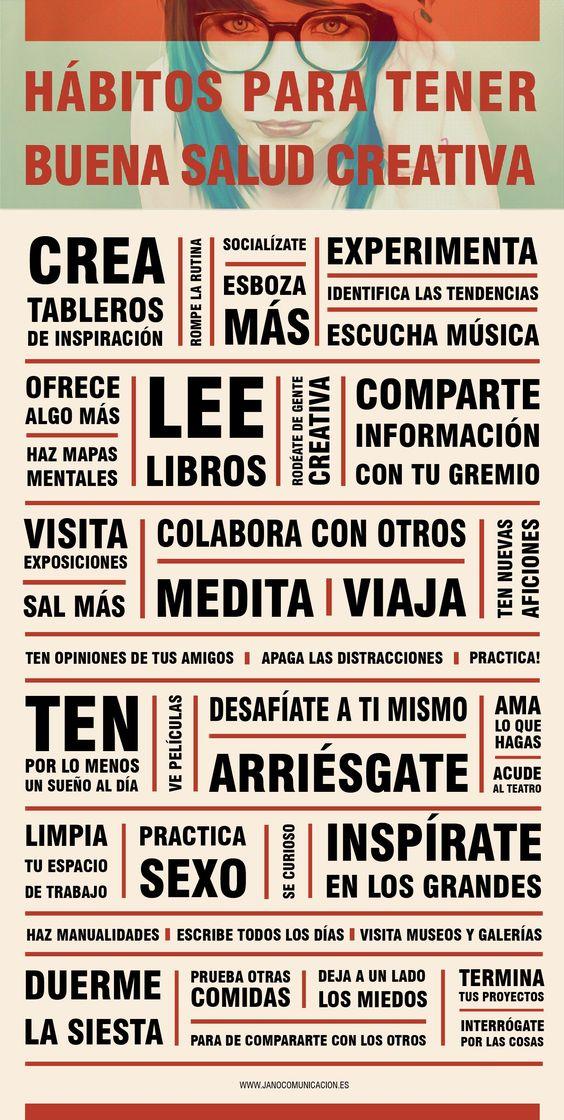 """""""Si te emociona lo que haces, estás creando, de lo contrario estas obedeciendo"""" www.janocomunicacion.es:"""