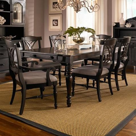 mirren pointe 7 piece dining set by broyhill furniture