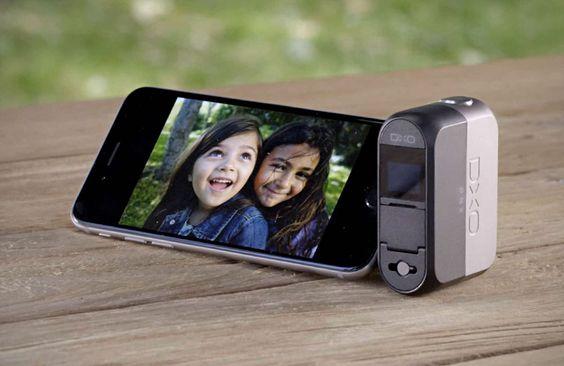 DxO-ONE Camera: Kameramodul für iPhone und iPad