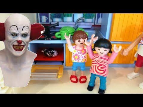 فرن البوتجاز جنه ورؤى عائلة عمر أفلام بلاى كرتون أطفال العاب باربى شفا Playmobil Youtube Stories For Kids Kids Character