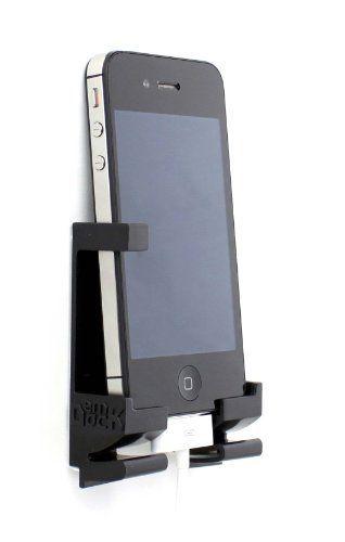 Dockem Water/Heat Resistant Package: Universal Damage-free Smartphone Dock, Tablet, and eReader Wall Mount