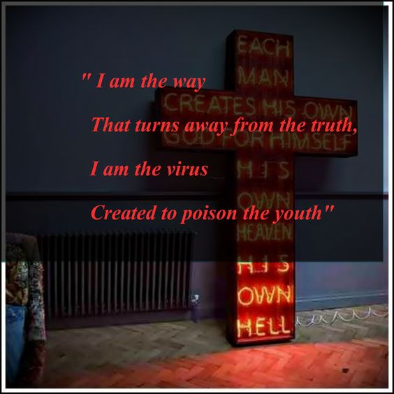 """I am the way"" by Jason Payne  My Ugliness 2010"