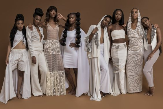 Color Girls Inc Campaign Celebrates the Diversity of Brown Women of All Shades - Lisa a la mode