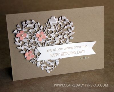 Stampin Up On Stage / Occasions Catalogue 2016 sneak peeks. Love Blossoms product suite. Claire Day Australia.