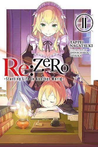 Free Pdf Rezero Starting Life In Another World Vol 11 Light Novel Free Epub Mobi Ebooks Light Novel Read Books Online Free Novels