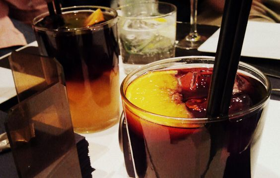 Sangria from Bubo Bar  http://www.chowzter.com/fast-feasts/europe/Barcelona/review/Bubo-Bar/Sangria/3419_6831