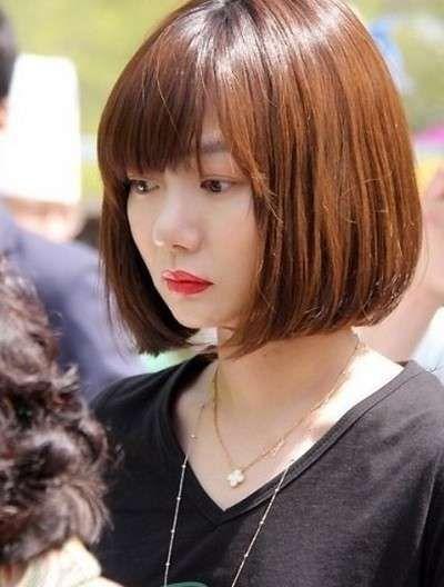 Best Short Hairstyles for Asians | ĿãΐŖå
