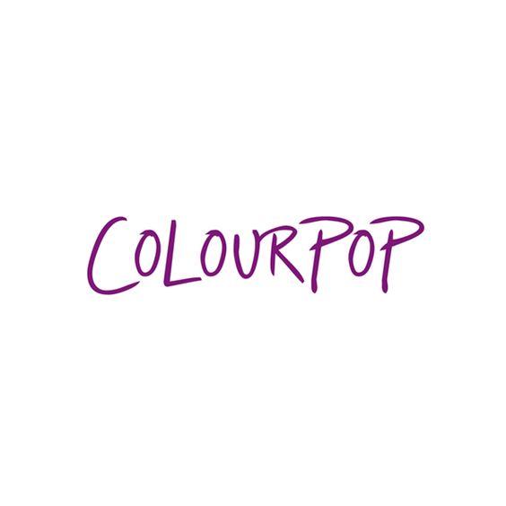 Afbeeldingsresultaat voor colourpop logo