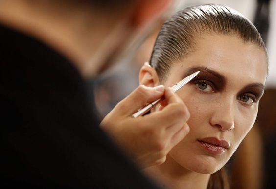 Bella Hadid #bella #hadid #makeup