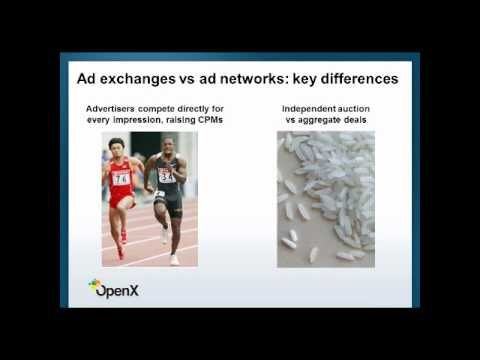 Ad Networks vs. Ad Exchanges:  How They Stack Up