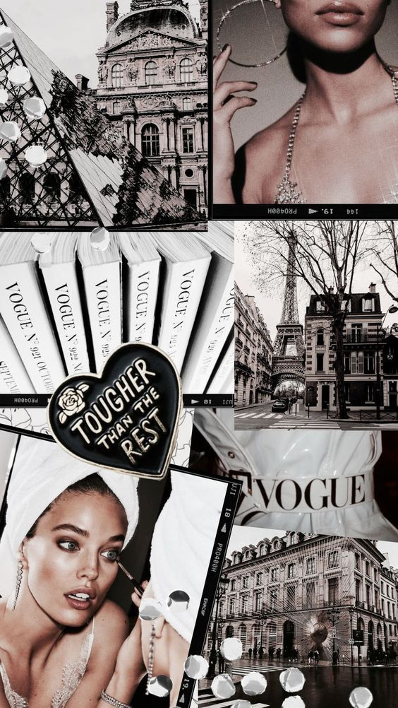 Vogue Discover Mixed Media Collages Art Direction Photography Wallpaper Fashion Art Collage L Collage Background Aesthetic Pastel Wallpaper Aesthetic Collage