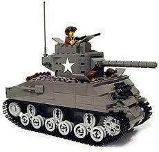 lego wwii sherman tank legos pinterest seconde guerre mondiale lego et chars de combat. Black Bedroom Furniture Sets. Home Design Ideas