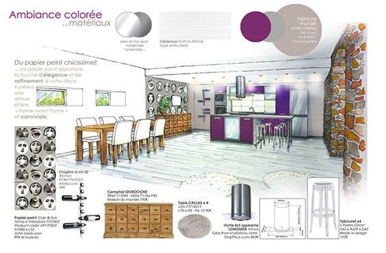 deco_p_10_15 Stéphanie Auzat décoration décoratrice aménagement_intérieur design architecture_d'intérieur dessin croquis perspective ozladec...