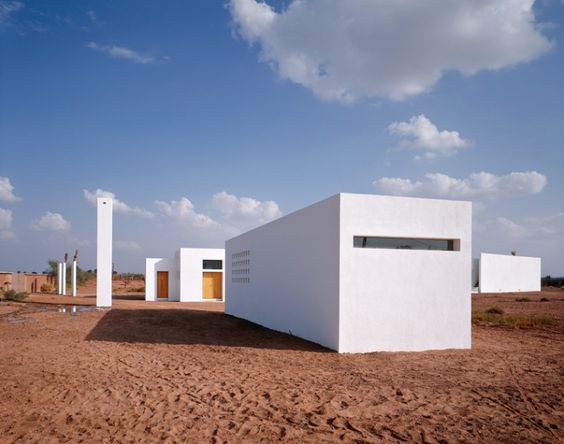 The Fobe House By Guilhem Eustache | Morocco, Architecture And Modern  Architecture