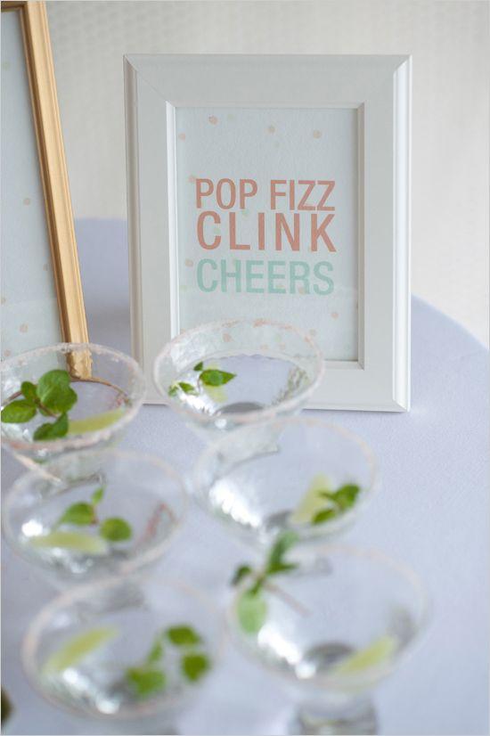 cute drink sign #drinksigns #weddingcocktails www.weddingchicks...