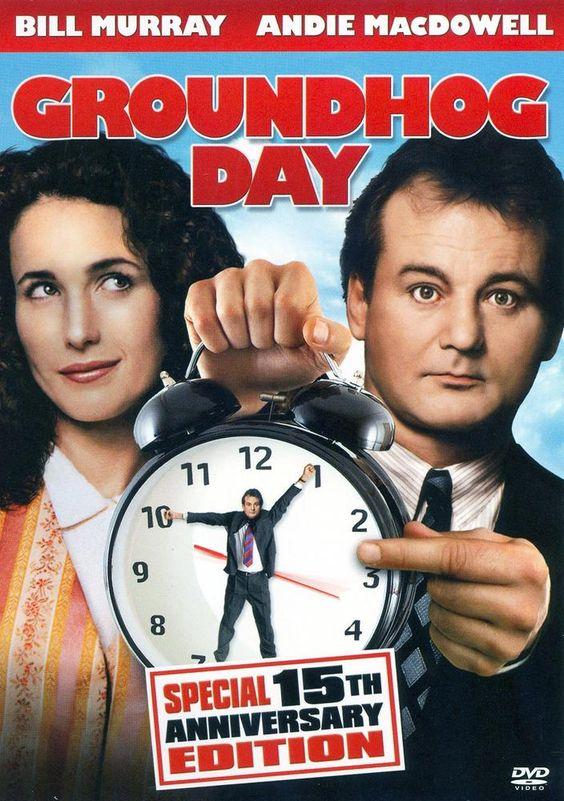 Groundhog Day [15th Anniversary Edition] [DVD] [1993]