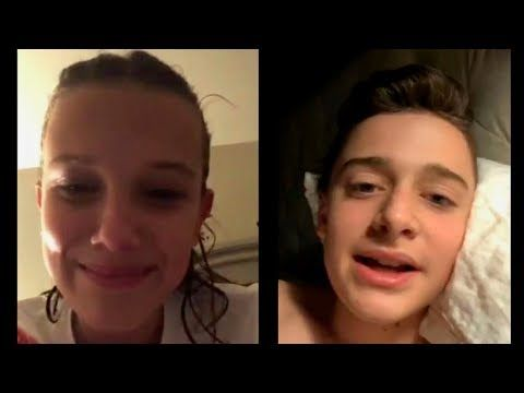 Millie Bobby Brown And Noah Schnapp Are Officially Dating