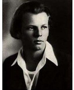Photograph of Jackson Pollock at age 16, Jackson Pollock Papers, Archives of American Art, Smithsonian Institution