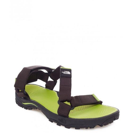 Sandaly Meskie Litewave Sandal The North Face Buty Meskie Sandaly Klapki Japonki Blue Lantern Shoes Blue