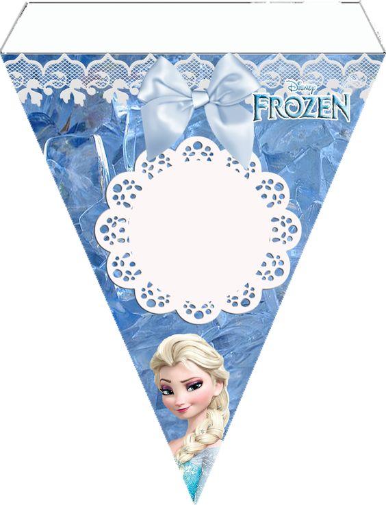 Frozen: Imprimibles y Tarjetería para Imprimir Gratis. - Ideas y material gratis para fiestas y celebraciones Oh My Fiesta:
