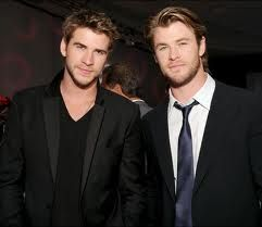 well...i'd say the hemsworth family is doing ok.