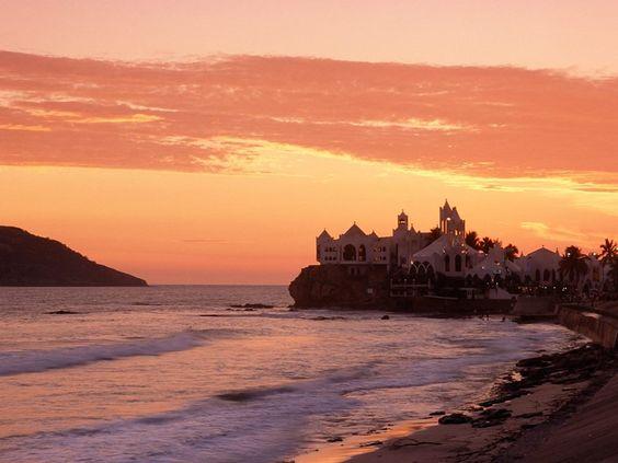 Antiguo México, Somos como Tú: #Sinaloa  #Mazatlan, Sinaloa, #Mexico | http://es.wikipedia.org/wiki/Mazatlan  #Viajeros Incansables  Imagen: ©travelreportmx