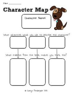 Printables Because Of Winn Dixie Worksheets maps on pinterest because of winn dixie character map