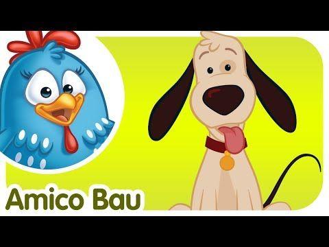 Amico Bau Canzoni Per Bambini E Bimbi Piccoli Youtube