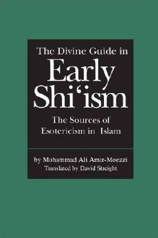 Khalil Andani's Review of Amir-Moezzi, The Divine Guide in Early Shi'ism