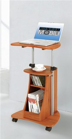 mobile laptop storage cart