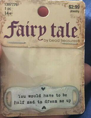 Fairy Tale Jewelry Alice In Wonderland By Bead Treasures Ebay In 2020 Fairy Tale Jewelry Fairy Tales Alice In Wonderland