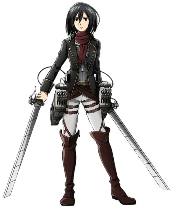 Mikasa Ackerman HD Wallpapers