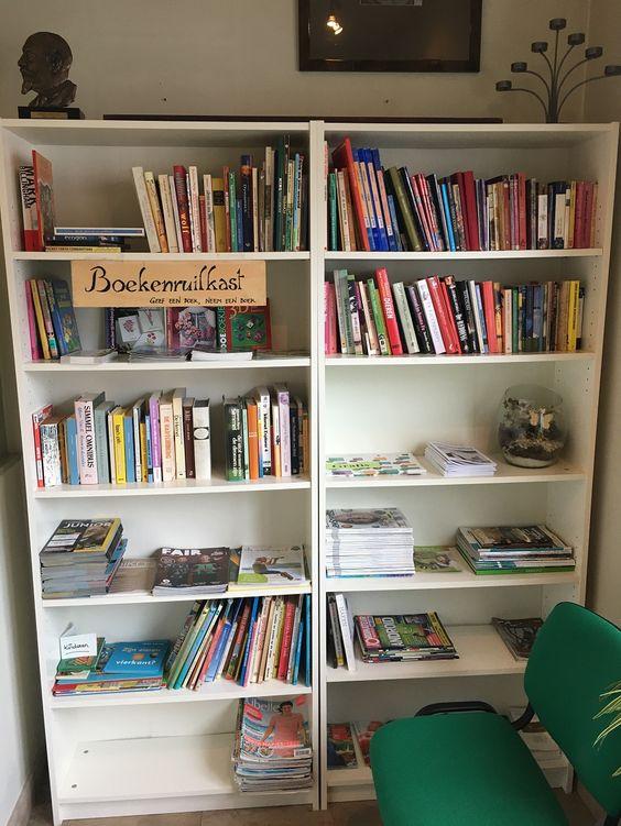 Boekenruilkast Oudenaarde