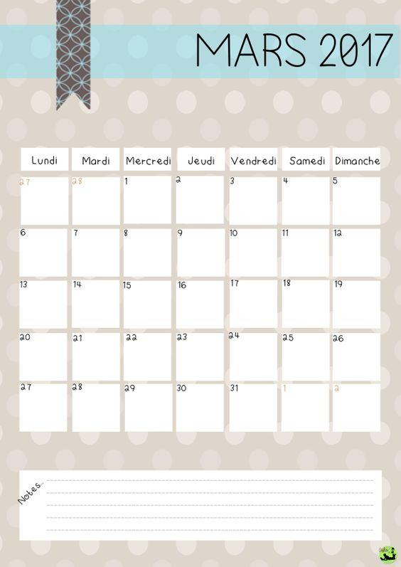 ... 2017 occupation forward calendrier mars 2017 organisation mars 2016