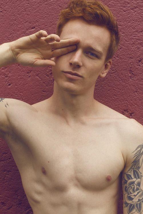 Redhead gay ginger boys