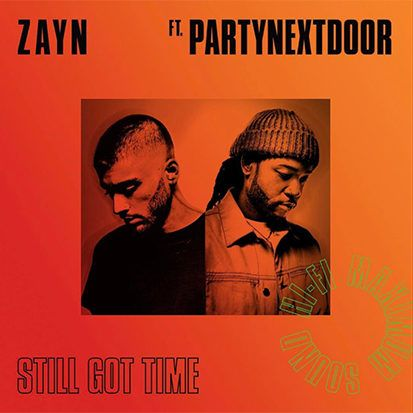 Zayn, PartyNextDoor – Still Got Time acapella