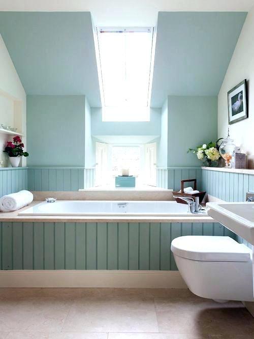 Halbe Wand Holzverkleidung Dekoration Ideen Badezimmer Grun Badezimmer Shabby Chic Badezimmer