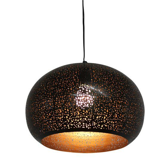 Orientalische Lampe Muja Schwarz 34 Cm Aus Metall Fur Die Decke Orientalische Lampen Orient Lampe Lampe