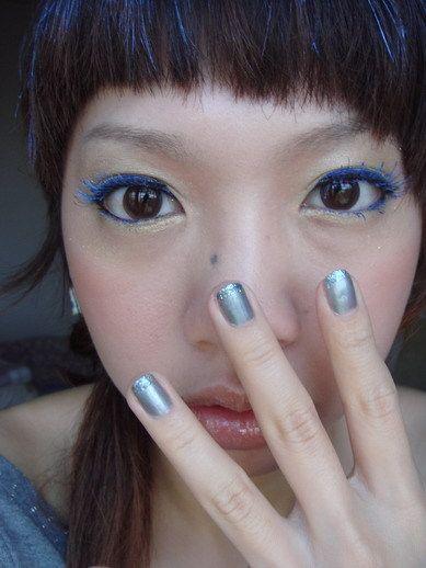 * ~ 克蘭詩之熱帶美人魚妝 ~ * @ 日韓系彩妝髮型師 -- TOMOKO老師 :: 痞客邦 PIXNET ::