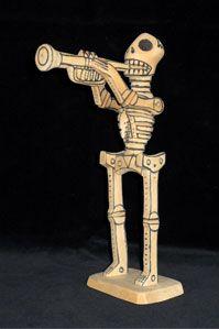 Indigo Arts Gallery | Mexican Folk Carvings