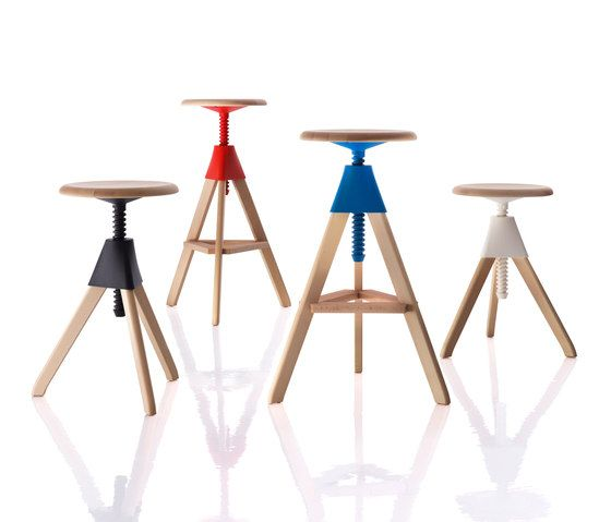 Counter stools | Seating | The Wild Bunch | Magis | Konstantin. Check it out on Architonic
