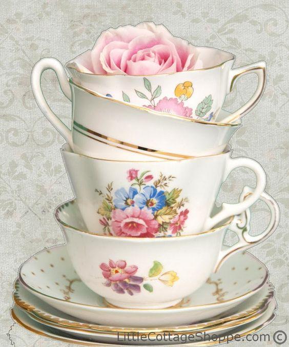 Little Cottage Shoppe's Blog: Tea in Paris!