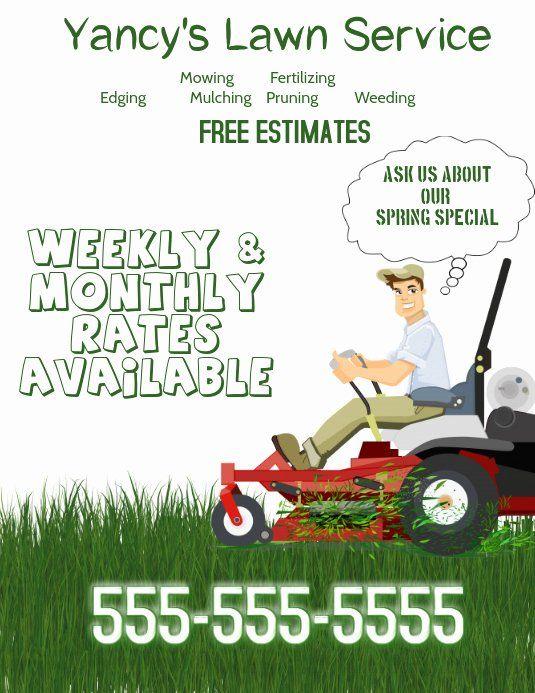 Pin On Lawn Jobs