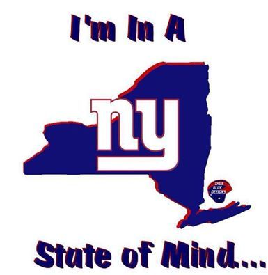 "During football, ALWAYS my ""state of mind""!"