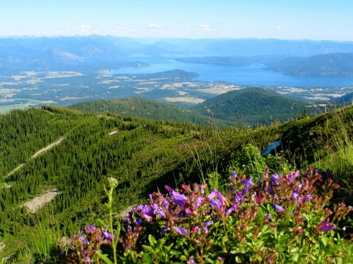 Schweitzer Mountain - Idaho