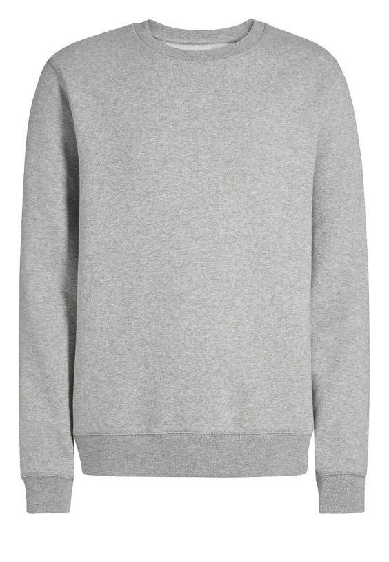 Next Sweatshirt light grey Bekleidung bei Zalando.de | Material Oberstoff: 100% Baumwolle | Bekleidung jetzt versandkostenfrei bei Zalando.de bestellen!