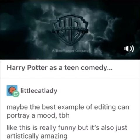 If Harry Potter Was A Comedy Instagram Video By Multi Fandom Aug 19 2019 At 5 32 Pm Harry Potter Funny Potter Harry Potter